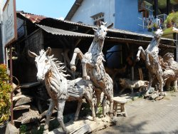 Jepara Sculpture Industry Central