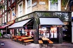 The Diner - Covent Garden