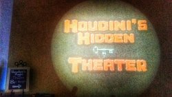 Houdini's Hidden Theater