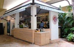 Honolulu Coffee Kiosk