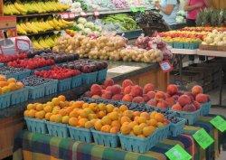 Markets at Shrewsbury