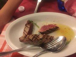Real Tuscan food