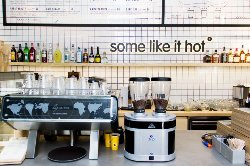 some like it hot coffee&bar