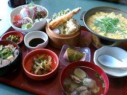 Amakusa Local Fish Cuisine Ikesu Yamamoto