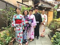 Kimono Rental KYOSHOAN