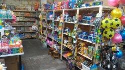 The Flea Market & Indoor Shops