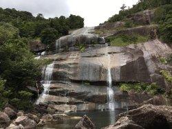 Janokuchinotaki Falls
