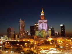 Ideal hotel in the centre of Warsaw