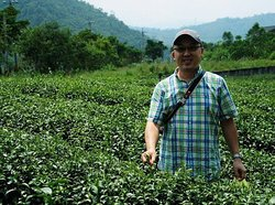 Yilan Hu-Shan Tea Farm