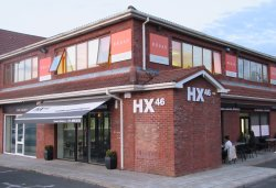 HX46 Cafe and Pan Asian Casual Dining