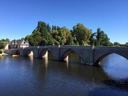 Vieux pont de Terrasson