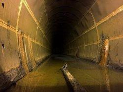 World War II Oil Storage Tunnels