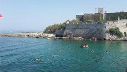 Porto Ghiacciolo Beach