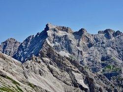 Forcella del Duranno dalla Val Zemola