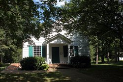 The Third Haven Friends Meeting House