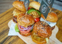 Baia Burger Concept