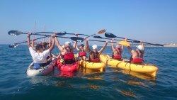 Sea Kayaking Ravda-Nesebar