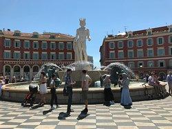 Fontaine du Soleil