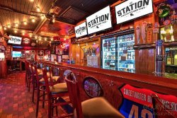 The Station Sports Bar and Grill