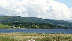 Margaree Harbour Range Lighthouses