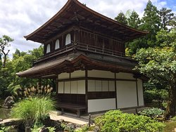 Ginkaku-ji (Tempel des Silbernen Pavillons)