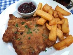 Wiener Schnitzel (Kalb)