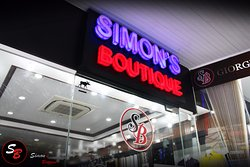‪Simon's Boutique Custom Tailor‬