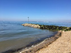 Lee On Solent Beach