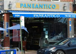 Paneantico Bakery Cafe Incorporated