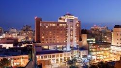 โรงแรมเชอราตั้นลาการ์เดียอีสต์