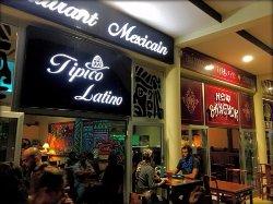 Tipico Latino Restaurant Mexicain