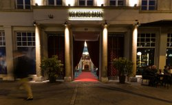 Brasserie und Bar Volkshaus Basel