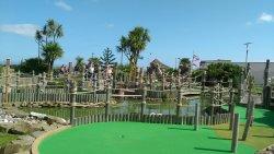 Adventure Island Golf
