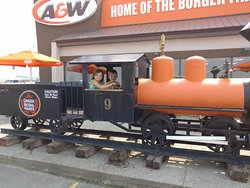A & W Restaurant and Drive Thru
