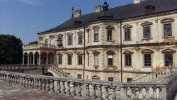 замок фасад