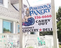 Poseidon's Pantry Gourmet Grocery & Deli