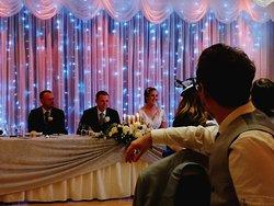Neil & Rachel Wedding Ceremony & Reception 11/8/17