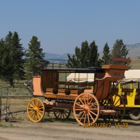 Stagecoach Adventure