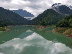 Omachi Dam