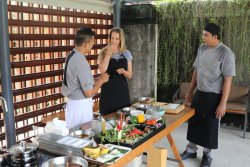 Balinese Cooking Class at The Santai
