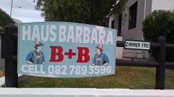 Haus Barbara B&B