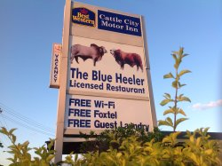 Best Western Cattle City Motor Inn