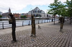 The Famine Sculpture