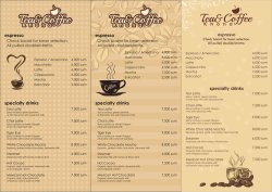 Tea & Coffee Khona