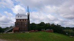 Windmill in Reboszewo
