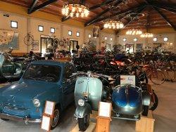 Museo Vehículos Históricos Valle de Guadalest