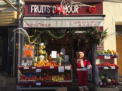 Fruits D'amour