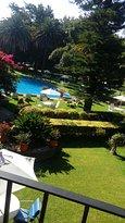 Hotel Hacienda las Delicias