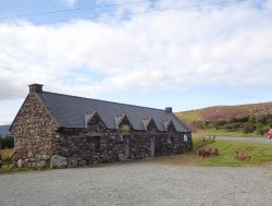 Staffin Fossil Museum