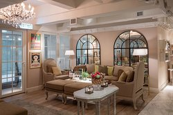 Interior - Sofa Area